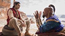 """Reseña AP: Smith está bien en """"Aladdin"""", el problema es otro"""