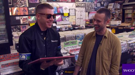 Macklemore and Ryan Lewis bond over Myspace memories, Kanye, Kendrick