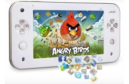 JXD S7100 Android tablet rips off PlayStation, Wii U