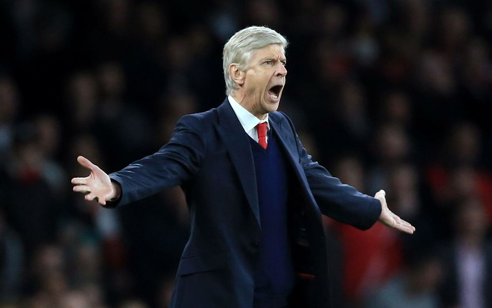 Arsene Wenger says gambling is a problem for the whole of society - PA