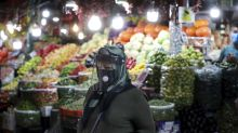 Iran breaks its record for most new virus cases in one day