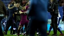 Aguero weighs legal action after Cup clash