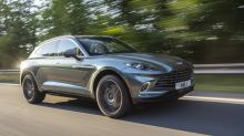 Why the 2021 Aston Martin DBX SUV is a really big deal for the brand