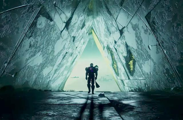 The first 'Destiny 2' expansion arrives December 5th