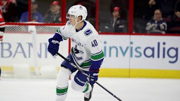 Florida's Mike Matheson feels need to welcome Elias Pettersson to the NHL