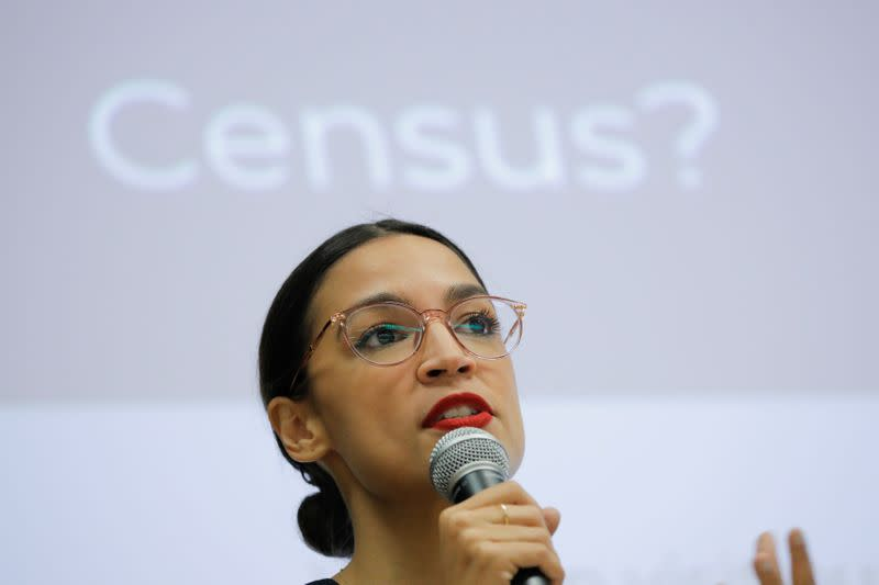 AOC, Warren propose bill to halt mergers during coronavirus