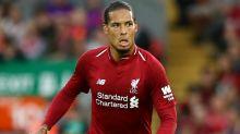 Premier League striker names Liverpool's Virgil Van Dijk as the top-flight's best defender