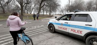 'Officers are scared' as coronavirus hits U.S. police