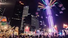 Marina Bay Carnival hits 1 million visitors since opening