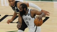 Nets' James Harden: 'I've got to be better on both ends of the ball, which I will be in Game 7'