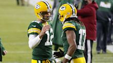 With Aaron Rodgers back in the fold, WR Davante Adams open again to contract talks with Packers