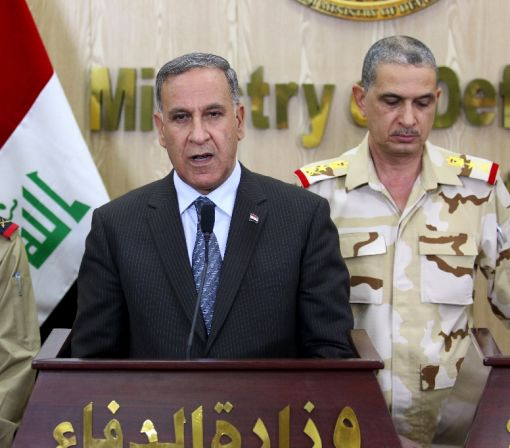 Iraq parliament impeaches defence minister
