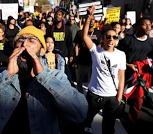 Protests Shut Down Sacramento Kings Game, FreewaysOver Stephon Clark's Death