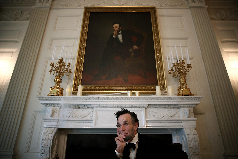 Lincoln Ranks As Top President