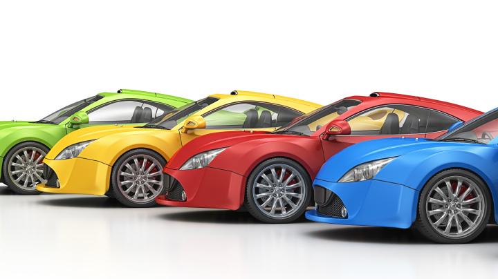 Auto: Bei dieser Farbe kann man am meisten sparen