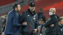 Lampard says he has 'respect' for Klopp despite jibes