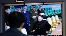 North Korea test-fires new type of 'tactical guided weapon'