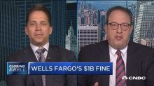 Wells Fargo's $1 billion fine doesn't fit the 'crime': Securities attorney