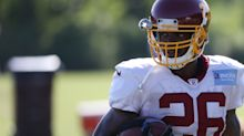 Adrian Peterson says Washington's camp is 'night and day' compared to last year