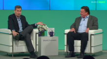 Symantec CEO: 'It's a new theater of war' for cybercriminals