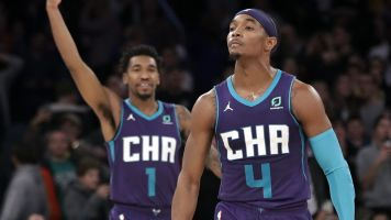 Life after Kemba: Graham gives Hornets hope