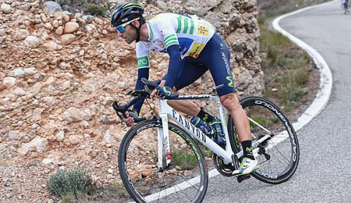 Radsport: Valverde gewinnt Schlussetappe und holt Gesamtsieg