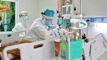 Progress, hope in treatment of severe virus cases