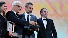 'Joker' wins top Venice prize, on track to break October box office record