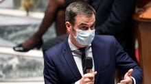 """Coronavirus : le ministre de la Santé observe un """"frémissement"""" dans les chiffres"""