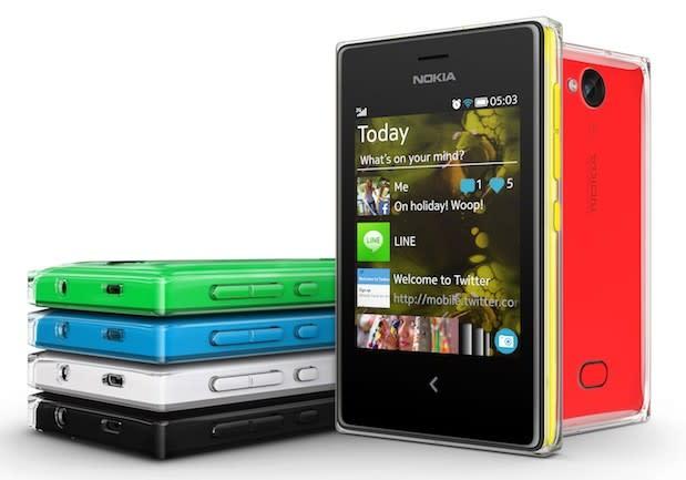 Nokia's dumbphones face an uncertain future at Microsoft