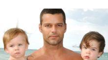 Ricky Martin asegura que desearía que sus hijos sean gays y le llueven críticas