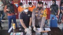 Penyerang Polisi di 'Kampung Narkoba' Tertangkap, Masuk Jaringan Pengedar Sabu?