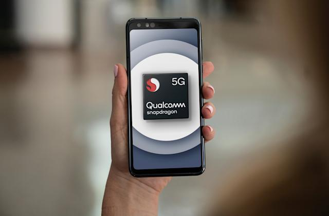 Qualcomm is bringing 5G to its entry-level Snapdragon 4-series chipsets
