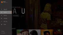 Netflix refreshes TV interface with a handy navigation bar