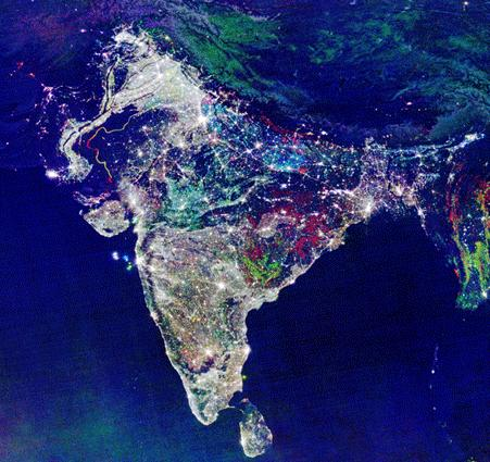 Power goes out in India, affecting 600 million