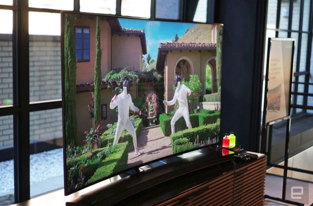 Samsung's 2016 4K TVs start at $1,499, get even smarter