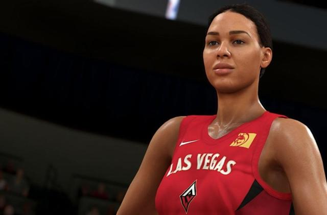 'NBA 2K20' will include every WNBA team with full rosters
