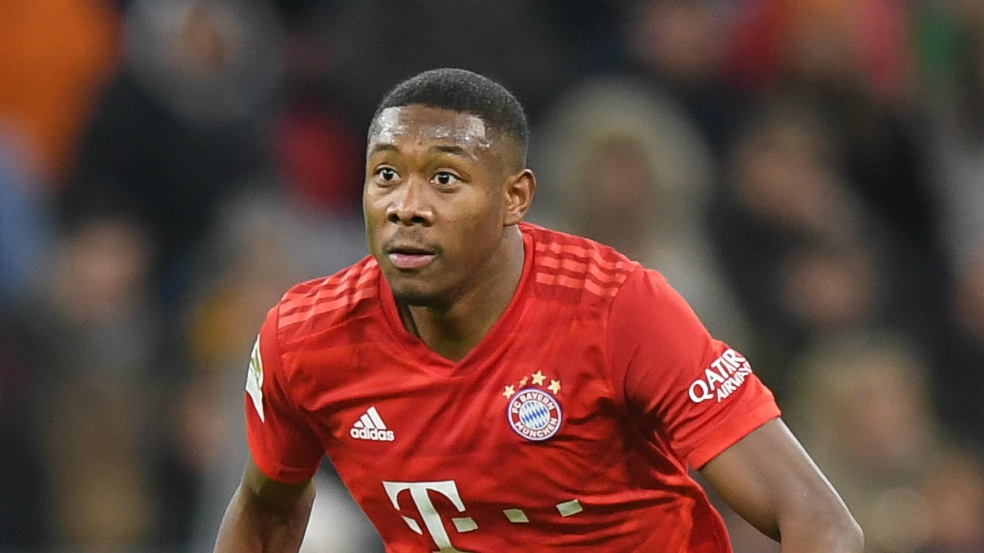 Alaba says Bayern 'won't hide' against Barcelona and refuses to comment on transfer rumours