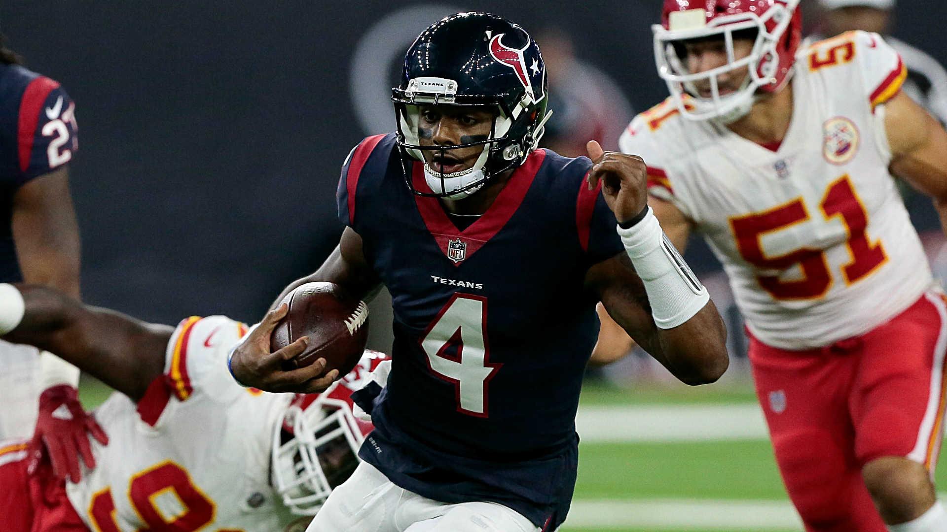 Texans are totally Deshaun Watson's team now