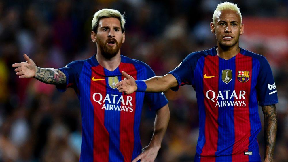 "Neymar: ""Messi renovará porque él es el Barça"""