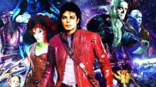 Michael Jackson as Star-Lord and Other Awesome 'Guardians of the Galaxy' Movie-Poster Mashups