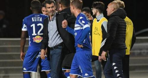 Foot - L1 - Bastia - Rui Almeida (Bastia) : «Une réponse très forte»