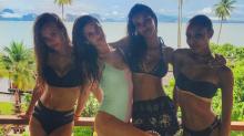 """Nach der """"Victoria's Secret""""-Show: Hier machen die Models jetzt Urlaub"""