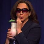 Maya Rudolph Reacts to Kamala Harris Earning Joe Biden's VP Slot