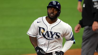 Rays' Arozarena breaks Jeter's World Series record