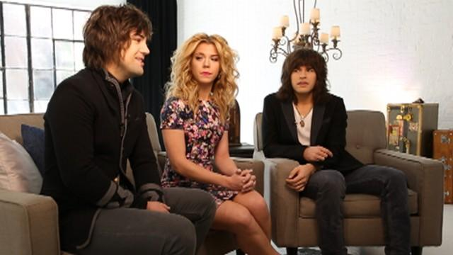 The Band Perry: On the Road