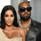 Kanye West gives Kim Kardashian birthday hologram of dead father
