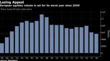 Stoxx Europe 600 cierra peor año desde crisis financiera de 2008