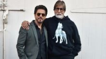 SRK, Amitabh Bachchan to Shoot a Video for 'Badla'