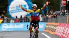 Tour d'Italie: le Giro en éruption, Thomas en souffrance